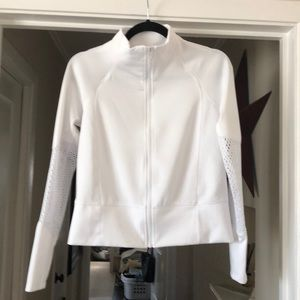Jackets & Blazers - Workout jacket quick dry material size small new